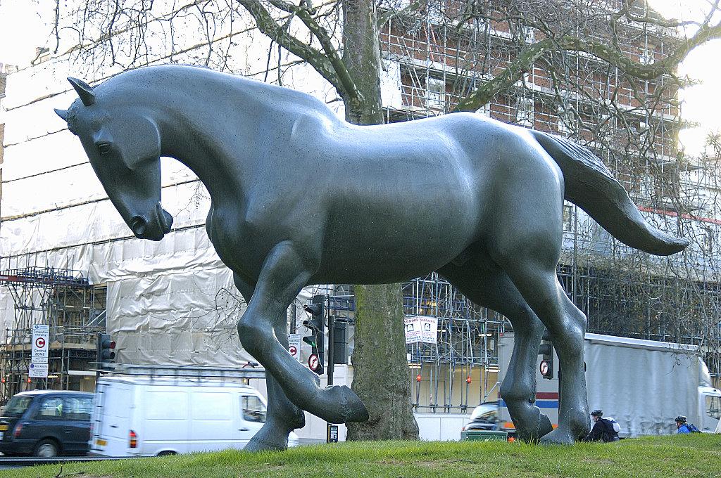 Horse, Animals in War Memorial