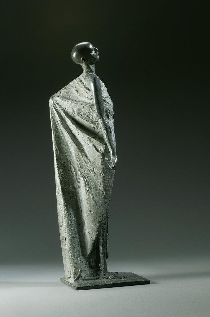 Shrouded figure VI